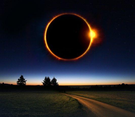 Was ist eine totale Sonnenfinsternis